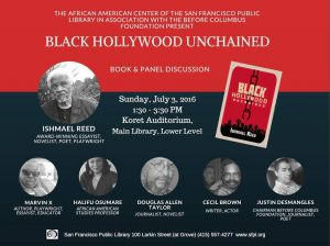 BCF Black Hollywood event